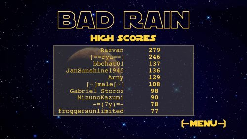BadRain-menu_highscores